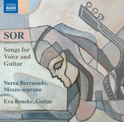 Sor: Songs for Voice & Guitar