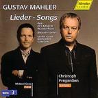 Gustav Mahler - Lieder - Songs