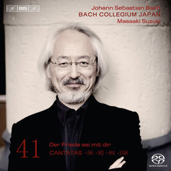 J.S. Bach  Cantatas, Vol.41