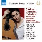 Clerch, Tárrega, Arcas, Assad, Britten, Albéniz, Calandín & Manjón: Works for Guitar