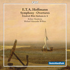 E.T.A. Hoffmann: Symphony in E-Flat Major, Aurora & Undine Overtures - Witt: Sinfonia in A Major