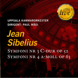 Sibelius: Symphonies Nos. 3 and 4