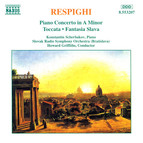 Respighi: Piano Concerto in A minor