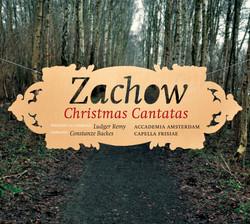Zachow: Christmas Cantatas