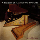 A Treasury of Harpsichord Favorites