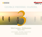Handel, G.F.: Solo Cantatas / Opera Arias