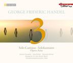 Handel, G.F.: Solo Cantatas / Opera Arias
