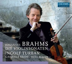 Brahms: The Violin Sonatas (Live)