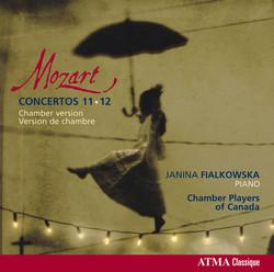 Mozart: Concertos Nos. 11 & 12 (chamber version)