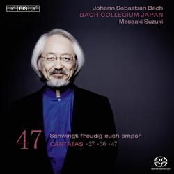 J.S. Bach – Cantatas Volume 47