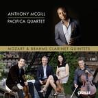 Mozart & Brahms Clarinet Quintets