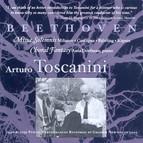 Beethoven: Missa Solemnis (Milanova. Catagna, Björling, Kipnis) / Choral Fantasy (Toscanini) (1939)