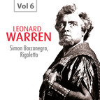 Leonard Warren, Vol. 6 (1939-1950)