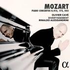 Mozart: Piano Concertos, K. 415, 175 & 503