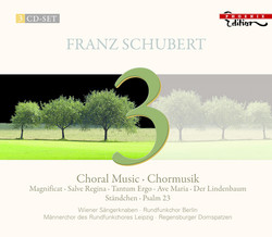 Schubert, F.: Choral Music