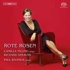 Rote Rosen — Songs by Richard Strauss
