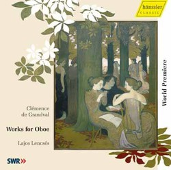 Clémence de Grandval - Works for Oboe