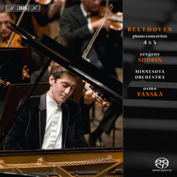 Beethoven  Piano Concertos 4 & 5