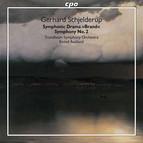 Schjelderup: Brand / Symphony No. 2,
