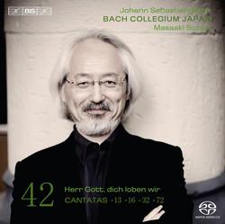 J.S. Bach – Cantatas, Vol.42