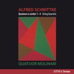 Schnittke: String Quartets Nos. 1-4