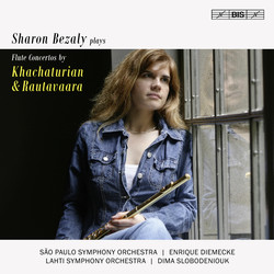 Khachaturian & Rautavaara – Flute Concertos