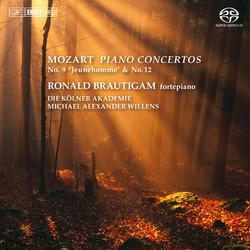 Mozart – Piano Concertos 9 & 12