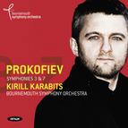 Prokofiev: Symphonies No. 3 & 7