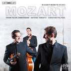 Trio Zimmermann plays Mozart's Divertimento