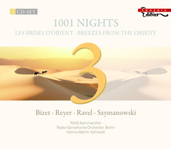 Vocal and Orchestral Music - Reyer, E. / Symanowsky, K. / Cornelius, P. / Beethoven, L. Van / Gluck, C.W. / Hasse, J.A. / Mozart, W.A.