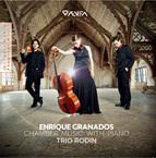 Granados: Chamber Music with Piano