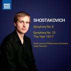 Shostakovich: Symphonies Nos. 6 & 12