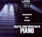 Piano Recital: Chershintseva, Maria - Liszt, F.: / Scriabin, A. / Shostakovich, D.