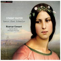 Sances, Bertali & Schmelzer: Stabat Mater