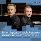 Tchaikovsky: Piano Concertos 1 & 2