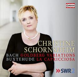 Bach: Goldberg Variations - Buxtehude: Aria & 32 Variations