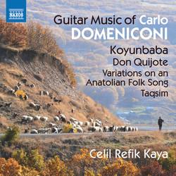 Domeniconi: Guitar Music