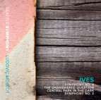 Ives: Symphonies Nos. 3 & 4, The Unanswered Question & Central Park in the Dark