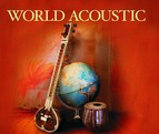 Bar de Lune Presents World Acoustic