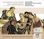Chamber Music (Baroque) - Berardi, A. / Selma Y Salaverde, B. De / Notari, A. / Bassano, G. (Early Baroque Canzonas and Dances)