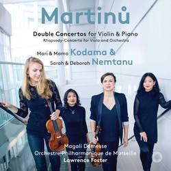 Martinů: Double Concertos
