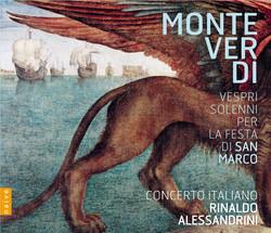 Monteverdi: Vespri Solenni per la Festa di San Marco