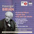 Brian: Orchestral Music, Vol. 1