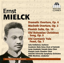 Mielck: Orchestral and Choral Works