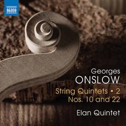 Onslow: String Quintets, Vol. 2 – Nos. 10 & 22
