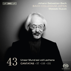 J.S. Bach  Cantatas, Vol.43