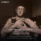 Maxim Rysanov plays Martinů