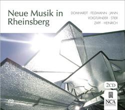 Chamber Music - Zapf, H. / Feldmann, K. / Heinrich, R. / Domhardt, G. / Jann, M. / Voigtlander, L. / Stier, S. (Neue Musik in Rheinsberg)