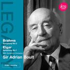 Brahms: Symphony No. 3 - Elgar: Symphony No. 1