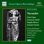 Puccini: Turandot (Cigna, Merli, Olivero) (1938)
